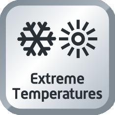 Akumulatory Centra odpowiednie do pojazdów  jeżdżących regularnie w zimnych (poniżej -10C) lub gorących (ponad 30C) regionach, służących do prowadzenia działalności w terenie górzystym, z zasady charakteryzującym się wysokimi wahaniami temperatury