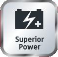 Akumulatory Centra odpowiednie do pojazdów o dużych silnikach, posiadających  elektryczny system hamulcowy, dodatkowe wyposażenie wymagające większego poboru prądu